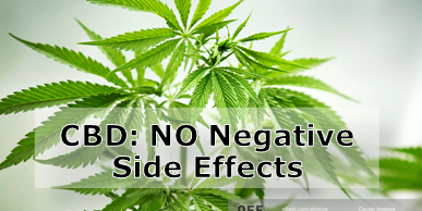 Cannabis Oil – No Negative Side Effects!